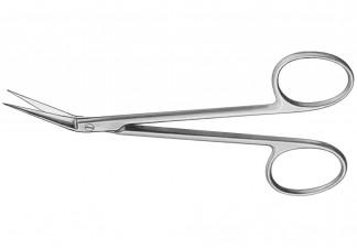 Zahnfleischscheren kniegb.11cm