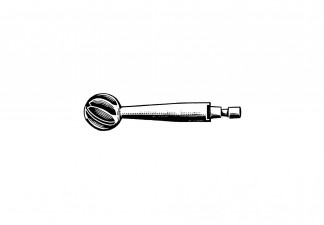 Fräser Fig. 4 HUDSON Ø 22mm