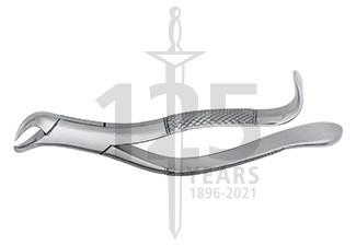 Zahnzange, amerikanische Form, Fig. 16 UK Molaren