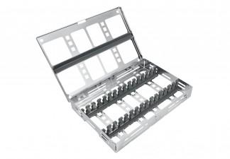 SCHWERT- Protector 1/1 mit Stegen 266 x 180 x 36 mm