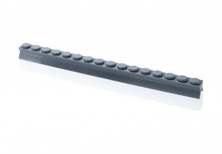 Instrumentenniederhalter 260 mm Silikon