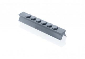 Instrumentenniederhalter,  130 mm Silikon