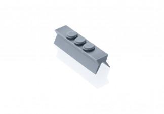 Instrumentenniederhalter,  81 mm Silikon